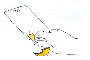 Instructiuni pentru aplicarea folie din sticla securizata | Tutorial – Blog CatMobile.ro