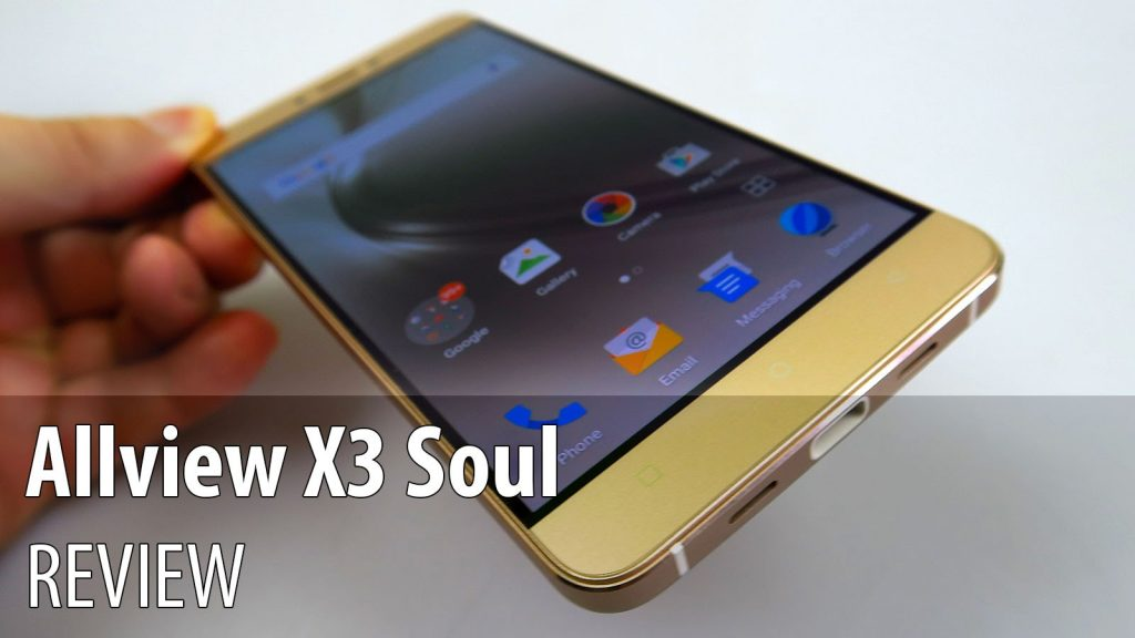 Allview X3 Soul review