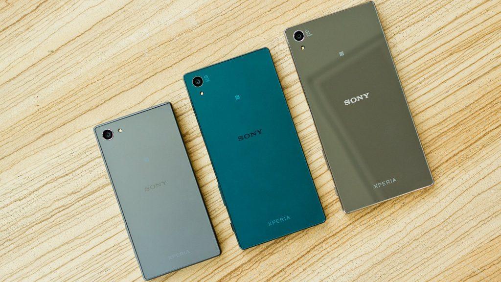 Telefon mobile Sony Xperia Z5