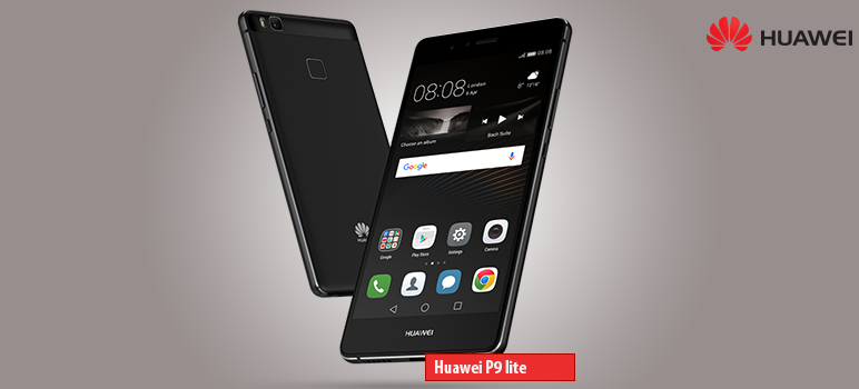 Huawei P9 lite » Android smartphone » Aparitie 2016 » Features 3G, 5.2″ IPS LCD capacitive touchscreen, 13 MP camera, Wi-Fi, GPS, Bluetooth.