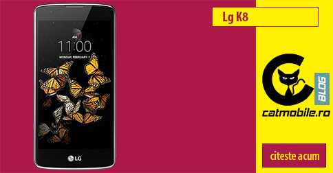 Review Lg K8