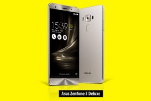 Asus Zenfone 3 Deluxe ZS570KL »» Android smartphone » Aparitie 2016 » Features 3G, 5.7″ Super AMOLED capacitive touchscreen, 23 MP camera, Wi-Fi, GPS, Bluetooth.