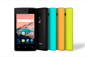 Allview A5 Ready »» Android smartphone » Display 4.0″ Capacitive touchscreen, 5 MP camera, Wi-Fi, GPS, Bluetooth.
