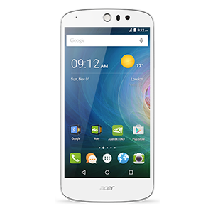 Acer Liquid Z530 »» Android smartphone » Display 5.0″ IPS LCD capacitive touchscreen, 8 MP camera, Wi-Fi, GPS, Bluetooth.