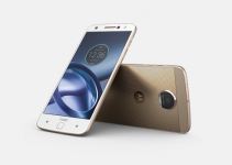 Motorola Moto Z »» Android smartphone » Aparitie 2016 » 3G, 5.5″ AMOLED capacitive touchscreen, 13 MP camera, Wi-Fi, GPS, Bluetooth.