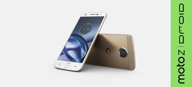 Motorola Moto Z a fost anuntat la Lenovo Tech World