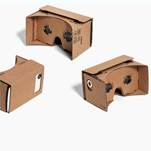 Google Cardboard – Google VR: Turn your smartphone into a virtual reality viewer that's simple, fun, and affordable.