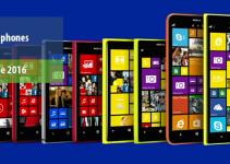 Top Smartphone 2016: top 5 Windows phones