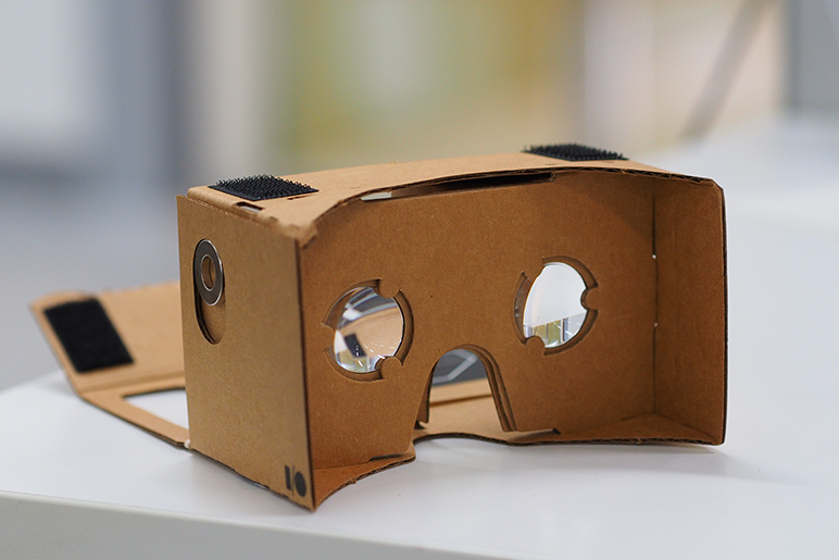 Google Cardboard – Turn your smartphone into a virtual reality viewer that's simple, fun, and affordable.