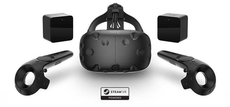 HTC Vive: This is real. Discover virtual reality beyond imagination