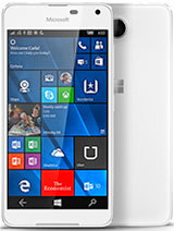 Microsoft Lumia 650 »» Windows Mobile smartphone » Display 5″ Capacitive touchscreen, 8 MP camera, Wi-Fi, GPS, Bluetooth.