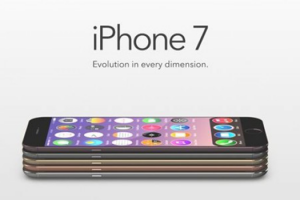 Apple iPhone 7 Plus smartphone »» Display 5.5″ LED-backlit IPS LCD display, 12 MP camera, Wi-Fi, GPS, Bluetooth.