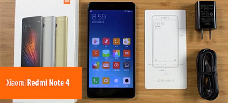 Xiaomi Redmi Note 4 - Full phone specifications | blog.catmobile.ro