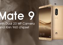 Huawei Mate 9 va inlocui modelul Huawei Mate 8 care a fost lansat anul trecut si care a inregistrat vanzari record pentru compania cu sediul in Shenzen.