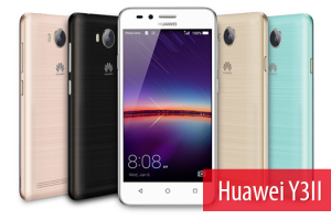 Huawei Y3II - Color Your Life