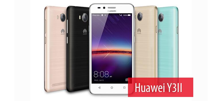 Huawei Y3II - Color Your Life