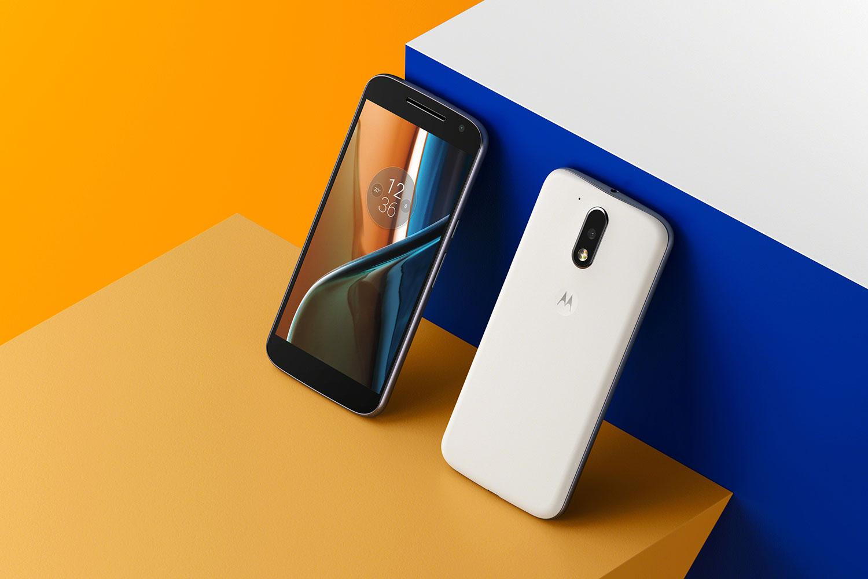 """Lenovo lansează G4 Play, un nou membru al """"familiei"""" Moto de smartphone-uri mid-range"""