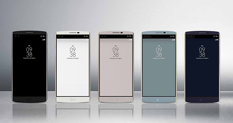 LG V20 a fost lansat oficial - detalii oficiale