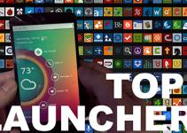 Top 5 launchere pentru telefonul tau Android