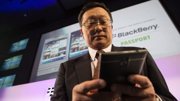 John Chen: CEO BlackBerry