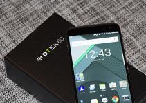 Blackberry DTEK60 un smartphone high-end cu procesor Snapdragon 820 si camera de 21 de megapixeli