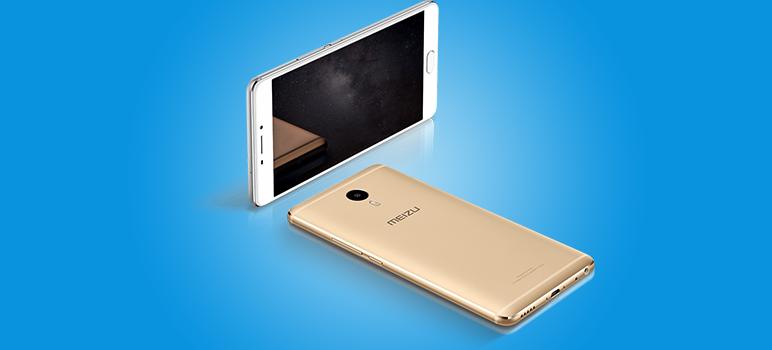 Meizu m3 Max, un smartphone cu display de 6 inch si baterie de 4100 mAh care te va fascina