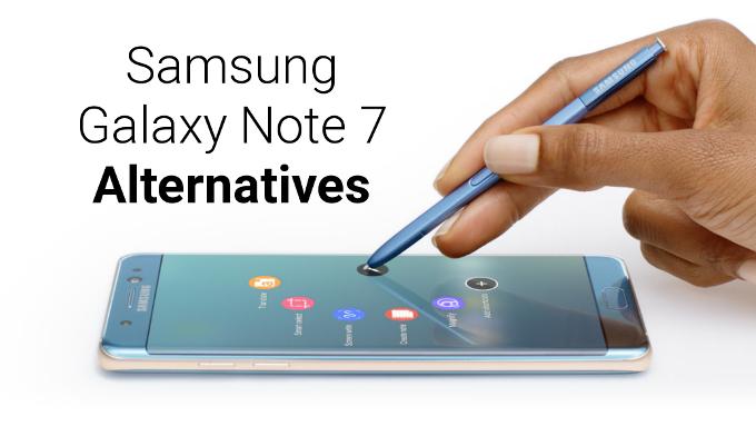 Ce alternative au fanii Galaxy Note 7, dupa ce Samsung a anuntat ca a oprit productia smartphone-ului sau vedeta