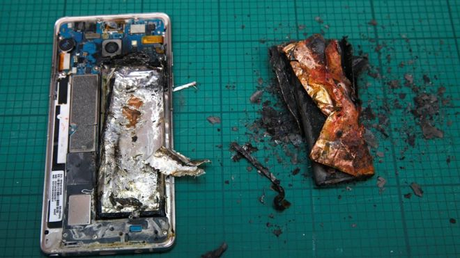 Samsung mobile a oprit productia de Samsung Galaxy Note 7 definitiv!