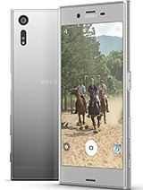 Sony Xperia XZ »» Android smartphone » 5.2″ IPS LCD capacitive touchscreen, 23 MP camera, Wi-Fi, GPS, Bluetooth.
