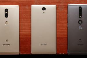 Lenovo lanseaza Phab 2 Plus in India