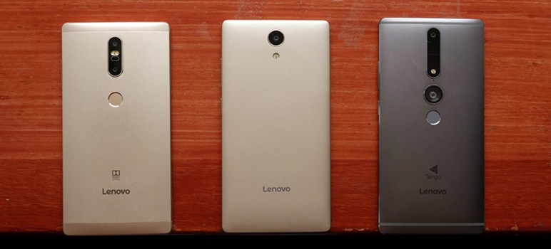 Lenovo lanseaza Phab 2 Plus in India