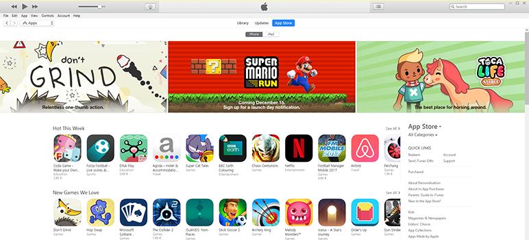 App Store va fi inchis de Craciun pentru actualizari de aplicatii