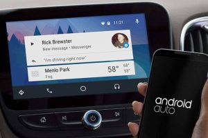 De acum Android auto are si aplicatie de Facebook Messenger