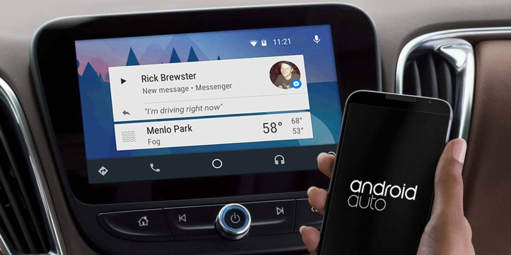 De acum Android auto are si aplicatie de Facebook Messenger