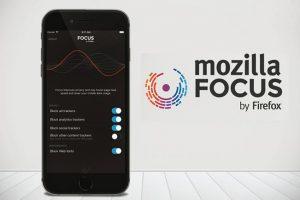 Mozilla a lansat Firefox Focus pentru iOS