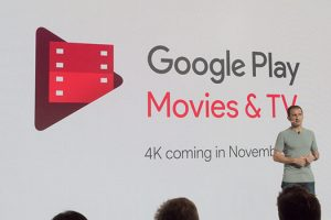 Google a inceput sa difuzeze continut 4K in Google Play Movies