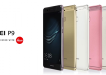 Huawei P9 a depasit 9 milioane de vanzari