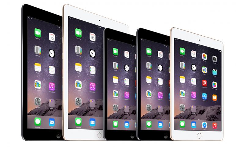 Apple va debuta cu un iPad de 10.5 inch in martie 2017