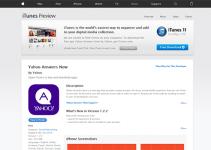 Yahoo Answers ajunge in iOS cu o noua aplicatie
