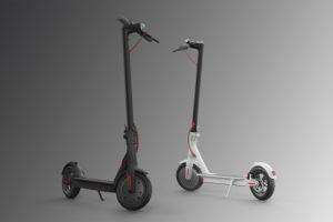 Mijia Electric primul scooter de la Xiaomi