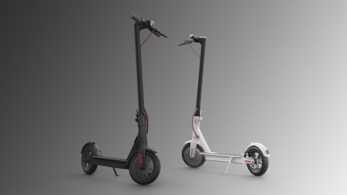 Mijia Electric primul scooter de la Xiaomi