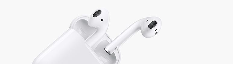 Apple AirPods sunt disponibile pentru vanzare