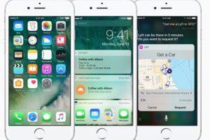 A aparut Apple iOS 10.2. Ce este nou?