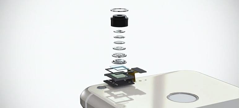 Camera foto Google Pixel Xl