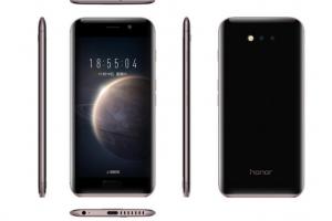 Huawei Honor Magic vine cu curvy body si dual cameras