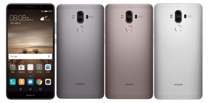 Huawei Mate 9 review si specificatii tehnice