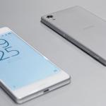 Sony lanseaza pentru Xperia X un nou concept de Android