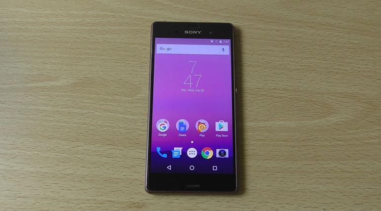 Sony Xperia XZ a inceput sa primeasca update pentru Android 7.0 Nougat