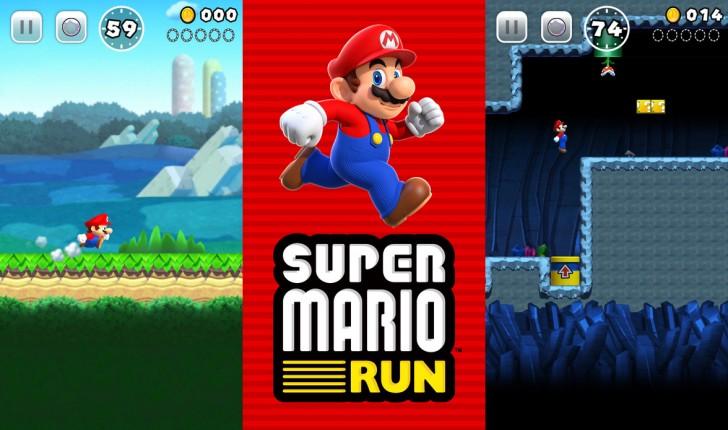 Super Mario Run a spart recordurile pentru descarcari din App Store