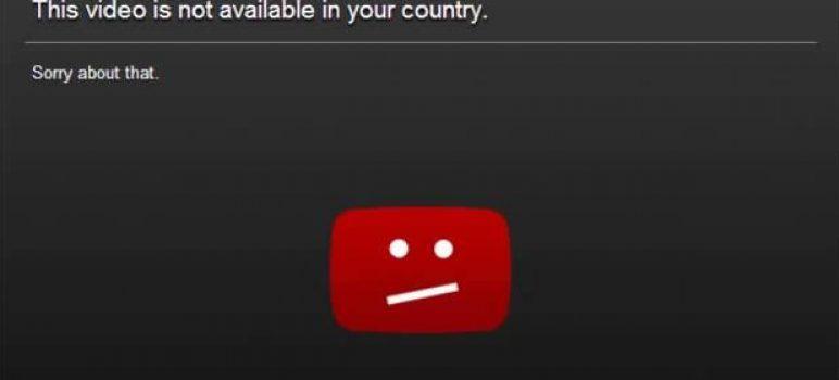 "5 modalitati pentru a scapa de ""This Video is Not Available in Your Country"" de pe YouTube"